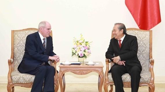 Aboga Vietnam por incremento de cooperación con la OCDE en lucha anticorrupción