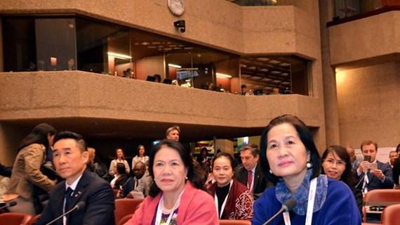 Vietnam participa en Asamblea General de la Cruz Roja y la Media Luna Roja