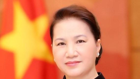Presidenta del Parlamento de Vietnam parte de Hanoi para iniciar visita oficial a Rusia y Beralús