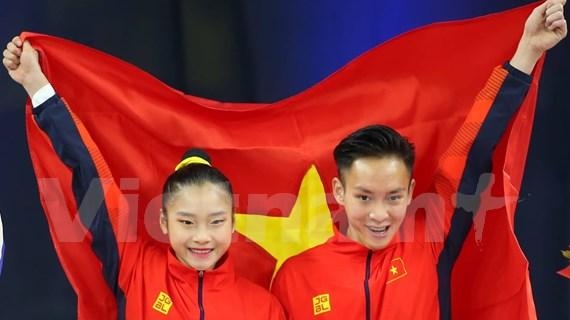 Sobrecumple Vietnam meta de oros en juegos deportivos sudesteasiáticos