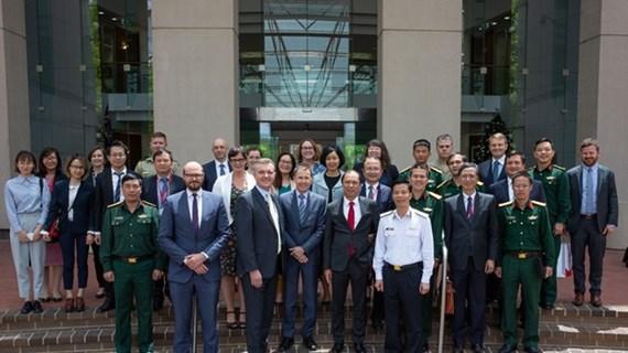 Vietnam y Australia celebran diálogo estratégico de diplomacia y defensa