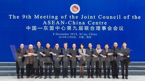 Participa Vietnam en reunión del Consejo Conjunto del Centro ASEAN- China