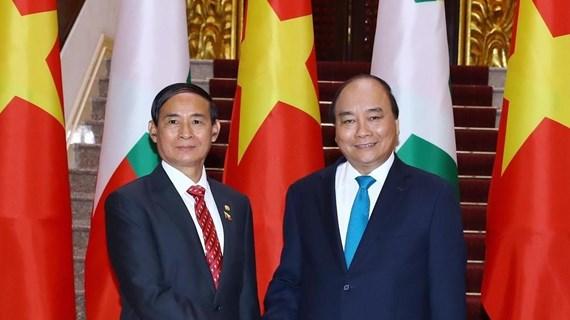 Destacan cooperación integral y duradera entre Vietnam y Myanmar