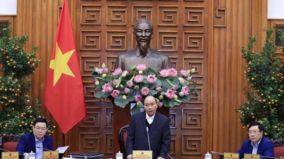 Pide premier de Vietnam mayor atención a áreas apartadas con motivo del Tet