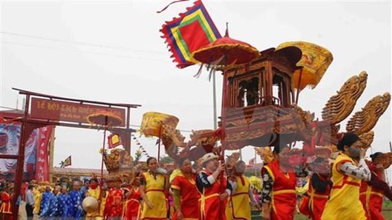 Provincia vietnamita de Ha Nam celebra Festival de labranzas 2020