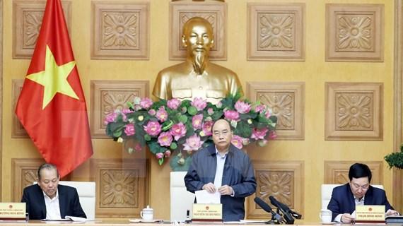 Insta premier de Vietnam a mantener alerta ante riesgo de contagio de COVID-19