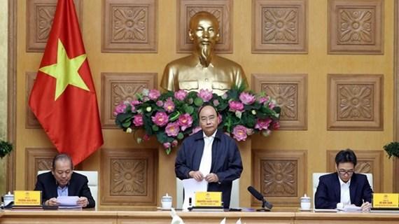 Insta premier de Vietnam a fortalecer la cuarentena para prevenir COVID-19