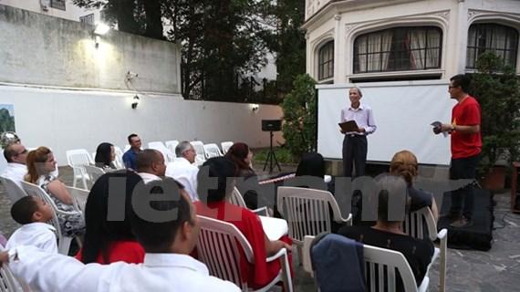 Celebran en Argentina encuentro amistoso Vietnam y Cuba