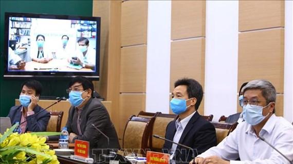 Médicos vietnamitas mantendrán esfuerzos en lucha contra el COVID-19