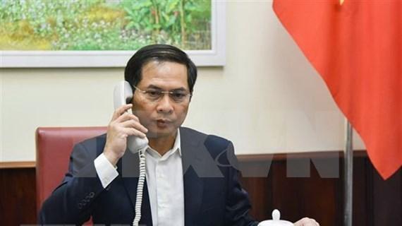 Pide Vietnam acceso global a medicamento para prevenir y tratar COVID-19