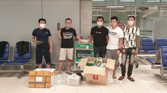 Embajada vietnamita en Bangkok respalda a compatriotas varados en aeropuerto tailandés