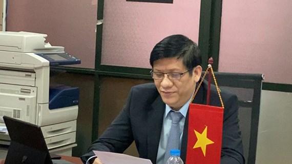 Vietnam y Laos cooperan en la lucha contra coronavirus
