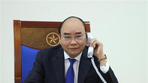 Vietnam comprometido a suministrar materiales sanitarios a Australia