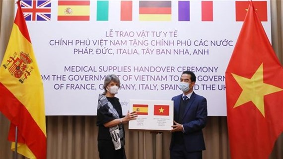 Medio estadounidense alaba apoyo vietnamita a otros países en enfrentamiento al COVID-19