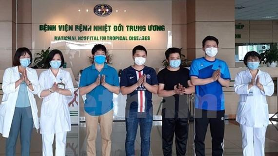 Ya se han curado el 91 por ciento de pacientes con coronavirus en Vietnam