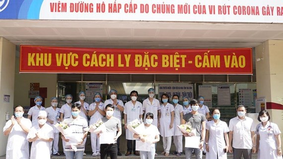 Más del 92 por ciento de los pacientes en Vietnam vence al COVID-19