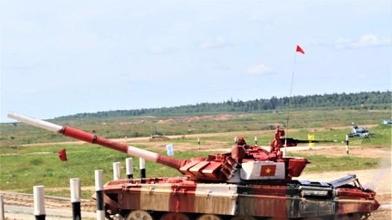 Vietnam enviará a siete equipos a los Juegos Militares Internacionales 2020