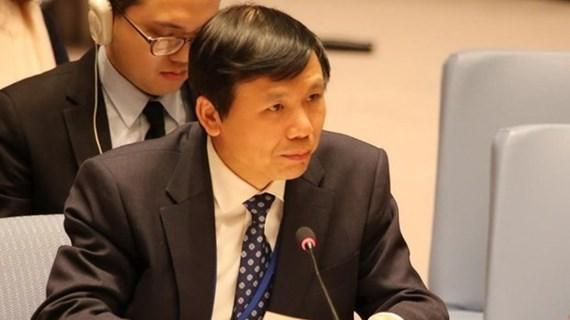 Vietnam comparte en la ONU experiencias antiterroristas de la ASEAN