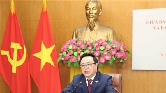 Partidos Comunistas de Vietnam y Cuba fortalecen relaciones