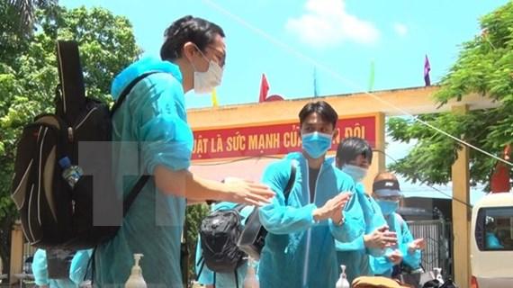 COVID-19 en Vietnam: sin contagio local por 90 días