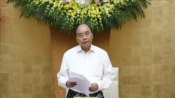 Premier de Vietnam pide movilizar todos los recursos para frenar el COVID-19