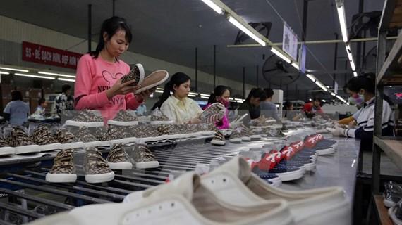 Exportación vietnamita de calzado supera los nueve mil millones de dólares