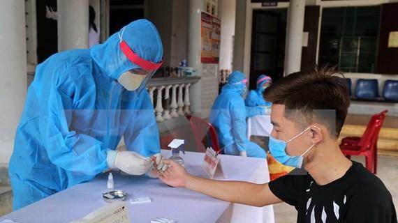 Confirman dos nuevos casos del COVID-19 en Vietnam