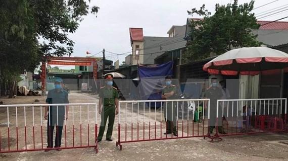 Reportan en Vietnam tres casos nuevos del COVID-19