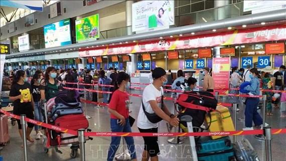 Vietnam Airlines transportará a 700 turistas varados en Da Nang a Hanoi y Ciudad Ho Chi Minh