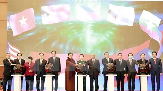 Lanza Vietnam sitio web y aplicación móvil del Año de Presidencia de AIPA 2020