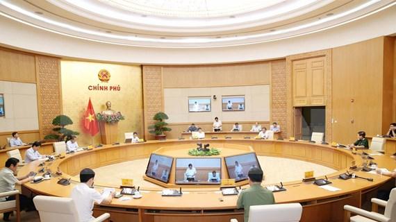 Vietnam eleva nivel de alerta comunitaria sobre la epidemia de COVID-19