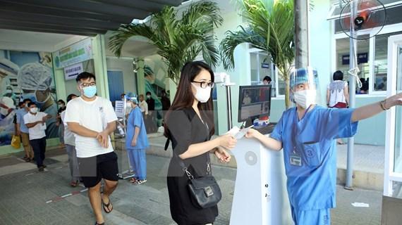 Hospital de Da Nang reanuda servicios de tratamiento para todos los pobladores