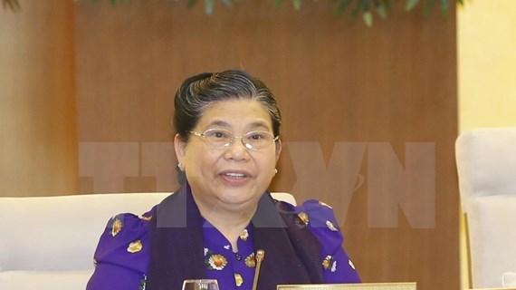 Clausuran 48 reunión de Comité Permanente del Parlamento de Vietnam