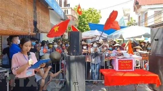 Vietnam amanece sin casos nuevos del COVID-19