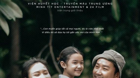 Regalo especial de Fiesta del Medio Otoño para niños con talasemia en Vietnam