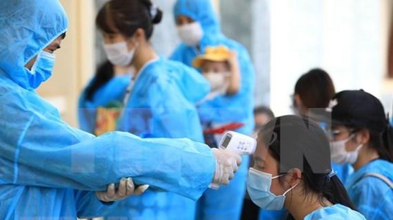 Vietnam cierra domingo sin nuevo caso de COVID-19
