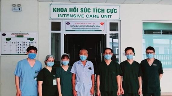 Recuperados casi 90 por ciento de pacientes de COVID-19 en Vietnam