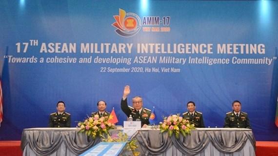 ASEAN trabaja por una comunidad de inteligencia militar cohesiva y desarrollada