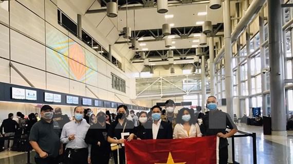 Repatrían a ciudadanos vietnamitas en Australia y Nueva Zelanda