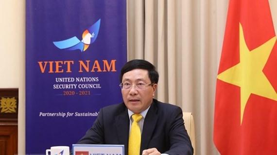 Vietnam asiste a reunión de alto nivel de Consejo de Seguridad de ONU
