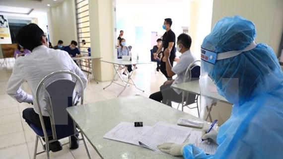 Vietnam detecta cinco nuevos casos importados del COVID-19