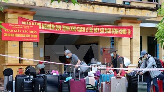 Vietnam confirma otros 17 casos importados de COVID-19