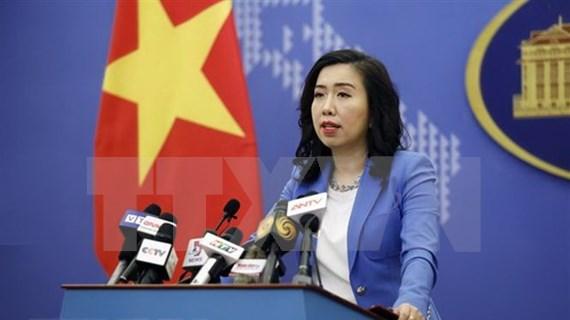 Vietnam saluda la postura de los países sobre la cuestión del Mar del Este