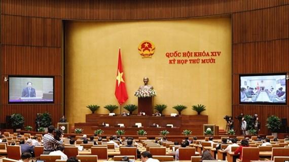 Parlamento vietnamita debate el proyecto de Ley de Protección del Entorno (enmendada)
