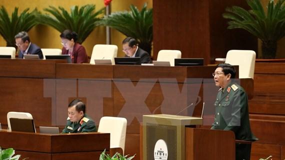 Participación al mantenimiento de la paz de ONU eleva prestigio de Vietnam, según ministro