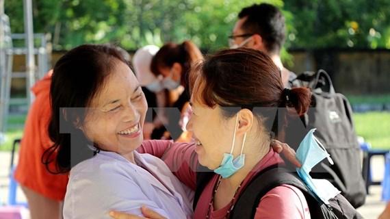 COVID-19: 53 días consecutivos sin contagiados comunitarios en Vietnam