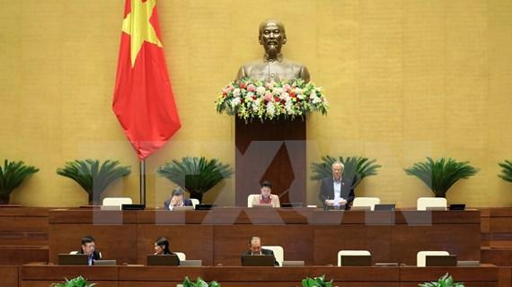 Cierra Parlamento de Vietnam última jornada virtual de su X período de sesiones