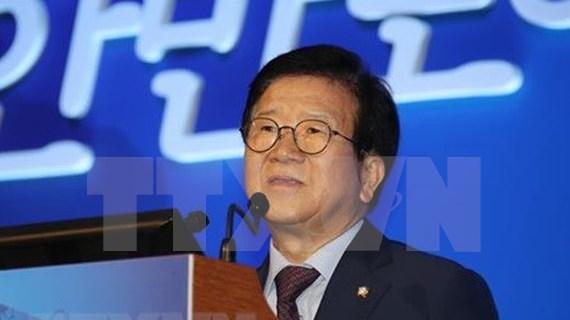 Presidente de la Asamblea Nacional de Corea del Sur visitará Vietnam