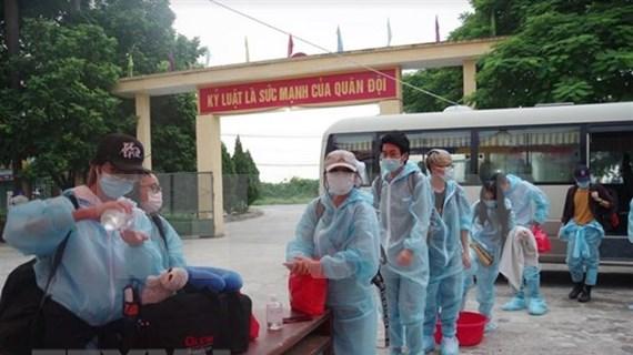 Vietnam sigue sin reportar nuevos casos de contagio local del COVID-19