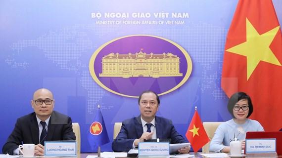 La cooperación de ASEAN en 2020 sienta bases para próxima etapa, evalúa diplomático vietnamita